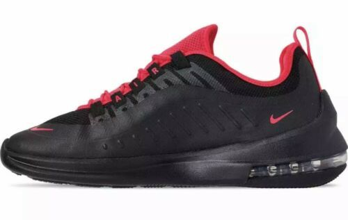 Nike Air Max Axis Casual Shoes Black/Red Orbit Colorway AA2146 008 Size 7 NEW!!