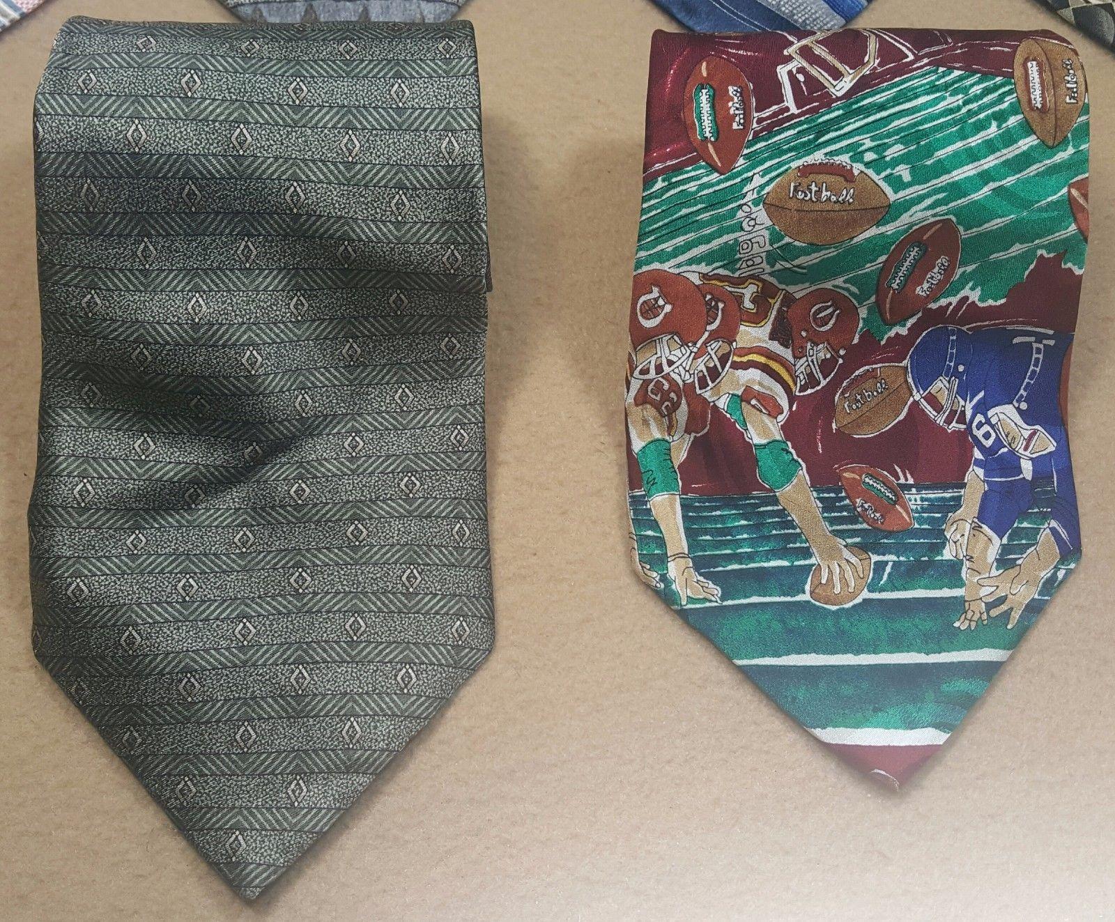 größte Auswahl an beste Seite Designermode Pierre Cardin Silk Ties Striped, Geometric, and 40 similar items