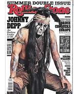 Rolling Stone Magazine, July 4-18, 2013 | Johnny Depp - $2.97