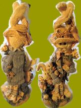 Boyd Friends Folkstone 1995 FLORA & AMELIA GARDENER Easter Bunny Figurin... - $15.40