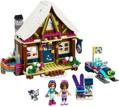 LEGO Friends Snow Resort Chalet 41323 Building Kit (402 Piece) - $83.71