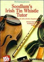 Soodlum's Irish Tin Whistle Tutor Vol I - $8.95