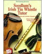 Soodlum's Irish Tin Whistle Tutor Vol I - $8.95
