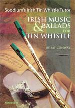 Soodlum's Irish Tin Whistle Tutor Vol 2 - $8.95