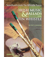 Soodlum's Irish Tin Whistle Tutor Vol 2 - $8.95
