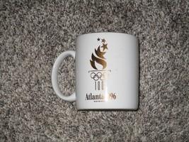 1996 Atlanta Olympics Mug Collectible Coffee Cup - $7.91