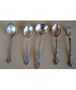 Antique Sterling Silver Flatware one Towle 1882 - $125.00