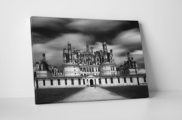 "France Château de Chambord Gallery Wrapped Canvas Print 30""x20"" or 20""x16"" - $43.75+"