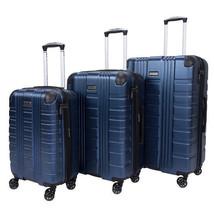 Kenneth Cole Reaction Scott's Corner Collection 3pc Hardside Luggage Set... - $291.74