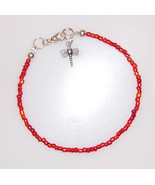 Anorexia Support Bracelet - Ana DANGLE .925 Dra... - $29.99