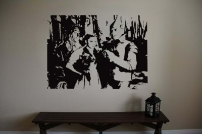 Primary image for Large Wizard of Oz Vinyl Wall Sticker Decal