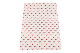100% COTTON DESIGNED IN CORNWALL CREAM RED PHEASANT KITCHEN TEA TOWEL 70... - $5.40