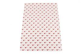 100% COTTON DESIGNED IN CORNWALL CREAM RED PHEASANT KITCHEN TEA TOWEL 70... - $9.00
