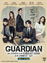 Korean Drama Goblin The Lonely and Great God DVD Guardian Ship From USA