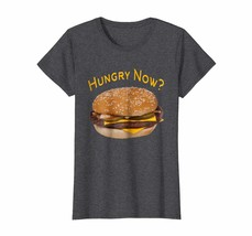 Brother Shirts - Hamburger National Burger Day Funny Hungry Now T-shirt Wowen - $19.95+