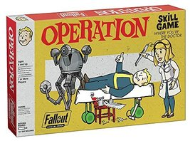 Usaopoly Fallout S.P.E.C.I.A.L. Edition Operation Board Game - $44.50