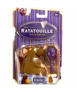 """Disney Pixar Ratatouille Movie Emile 4"""" Action Figure 2006 Mattel NEW   ... - $11.39"""