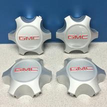 """2013-2017 GMC Acadia # 7052 Center Caps for 18"""" 6 Spoke Wheel GM # 9596876 SET/4 - $85.00"""