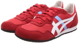 Onitsuka Tiger Asics Sneakers Serrano TH109L Red/White US3-12.5 - $101.97+