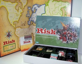 Risk: The Game of Global Domination (2003) - $16.80