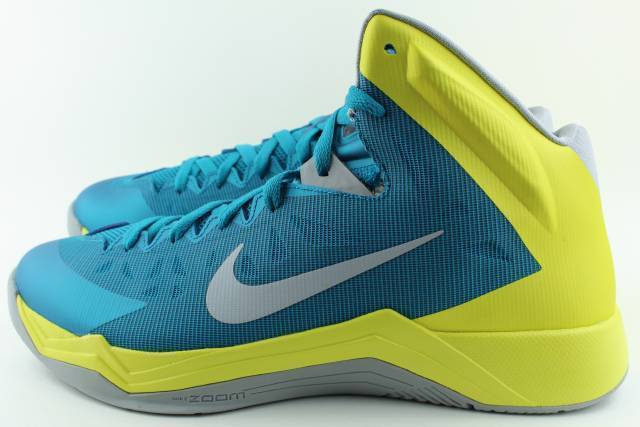 buy popular 22818 53b72 Nike Lunar Hyperquickness Teal Men Size  and 50 similar items