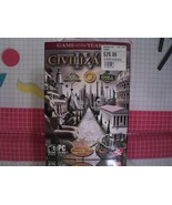 Sid Meier's Civilization IV Game of the Year Edition for PC - $10.80