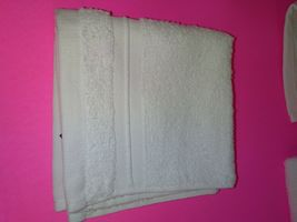 FIELDCREST  100% Cotton  Washcloth - CREAM- NEW WITH TAGS image 4