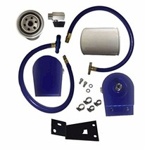 Coolant Filter Kit Fits Ford 6.0Liter Diesel Turbo Cooler Filtration fit... - $79.95