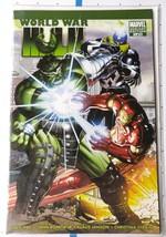 World War Hulk #1 Variant 1:25 Pak Romita Jr. Janson Strain NM - $11.25