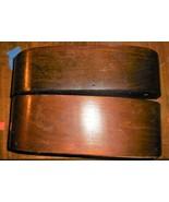 1879 Light Running New Home VS Treadle Cabinet Basket Shelves For Goods - $18.00