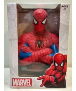 Spiderman coin bank Marvel ages 4+ Avengers  New in box - $17.99