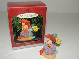 Hallmark Keepsake Ornament Disney Ariel The Little Mermaid Daydreams Christmas - $15.88