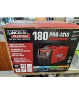 NEW LINCOLN K2481-1 180 PRO-MIG WELDER NIB 108158-1 EB - $643.49