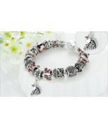 925 Silver Fish Charm Bracelet  - $24.60