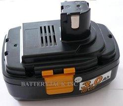 New 18V 3.0AH Battery For Panasonic EY9251/B Power Tool 2 Year Warranty - $75.33
