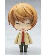 Nendoroid 012 DEATH NOTE Light Yagami Figure Good Smile Company NEW free... - $87.80