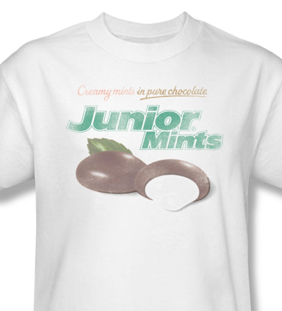 Y mints in pure chocolate cool peppermint sweet tooth for sale online white graphic tee tr104 at