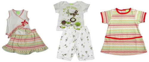 Infant Girl's SnoPea Baby Outfits Pants Set, Shift Dress, Wrap Top w Skirt CUTE!