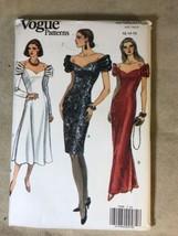 Vogue 7958 Dress Sewing Pattern - $9.89