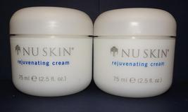 Two pack: Nu Skin Nuskin Rejuvenating Cream 75ml 2.5 oz x2 - $60.00