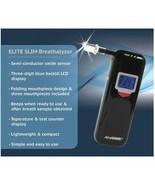 AlcoHAWK Elite Slim Breathalyzer, Semi-Conductor Sensor Breath Alcohol T... - $68.30