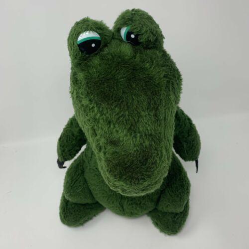 "Vintage Commonwealth Toy & Novelty Co PA Plush Dinosaur 14"" Stuffed Animal Toy"