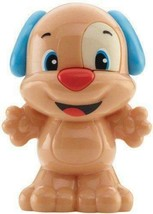 Fisher Price Laugh & Learn Rattle Figure - Blue Puppy - CGJ20 - New - $11.34