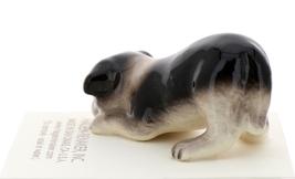 Hagen-Renaker Miniature Ceramic Dog Figurine Border Collie Pup image 4
