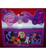 My Little Pony G4 Elements of Harmony Friends Character Collection Set - $30.00