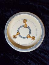 Roseville Juvenile Antique Vtg Baby Dish Plate Puppy - $224.99