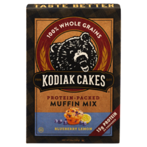 Kodiak Cakes Power Bake Blueberry Lemon Protein Packed Muffin Mix, 14 oz - $17.19