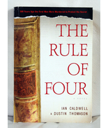 The Rule of Four by Caldwell/Thomason - $5.00
