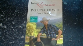Once a Cowboy  By Patricia Thayer (2012, Paperback) image 1