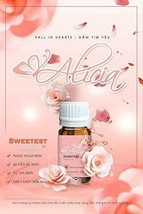 Alicia Feminine Perfume Sweetest With Natural Oil (5 ml / 0.17 FL OZ) image 2